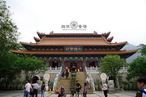 宝莲禅寺旅游景点攻略图