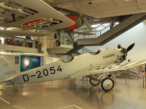 德意志博物馆旅游景点图片