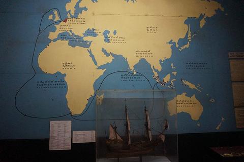 荷兰殖民时期博物馆旅游景点攻略图