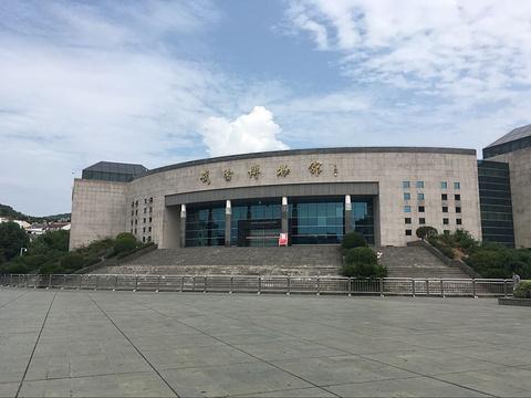 武当博物馆旅游景点攻略图