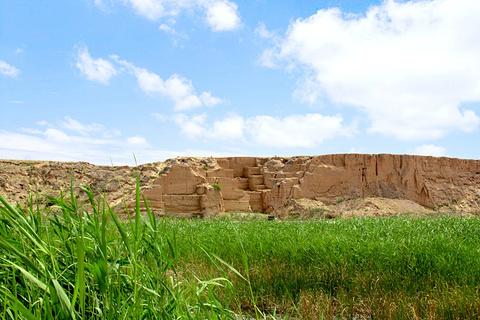 宁夏水洞沟旅游区