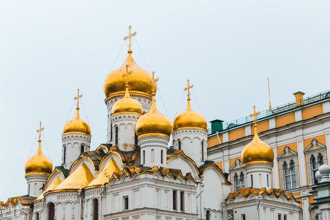 圣母领报大教堂图片