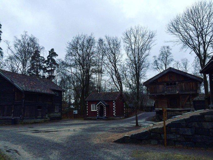 挪威民俗博物馆图片