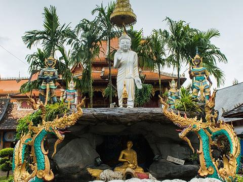 曼春满佛寺旅游景点图片