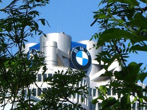 宝马总部大楼旅游景点图片