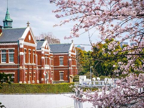 东京国立近代美术馆工艺馆旅游景点图片