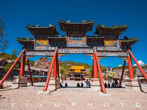 日月岛广场旅游景点图片