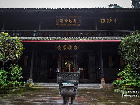 洪椿坪旅游景点图片