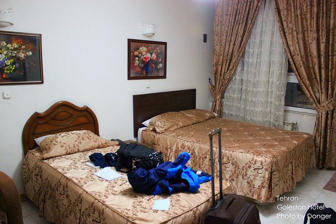 德黑兰酒店推荐:Golestanhotel图片