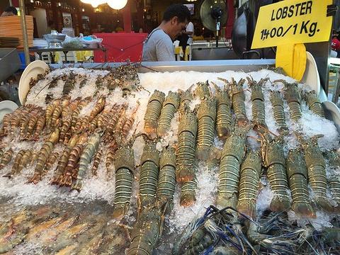KO海鲜餐厅旅游景点图片