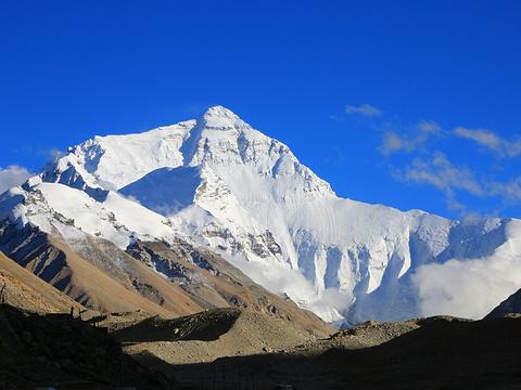 珠穆朗玛峰旅游景点图片