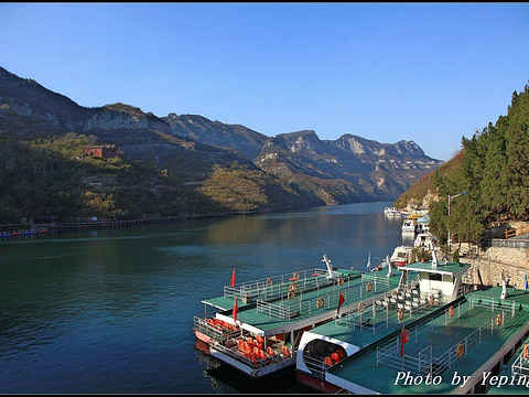 青天河旅游景点图片