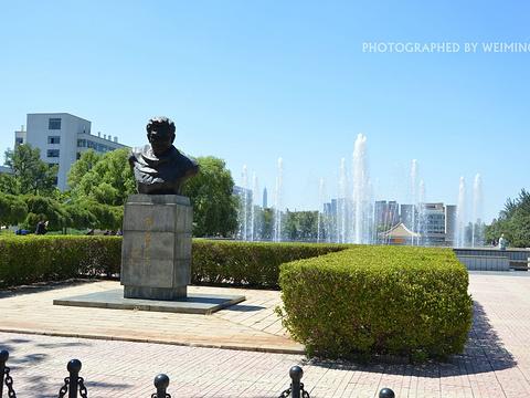 天津大学旅游景点图片