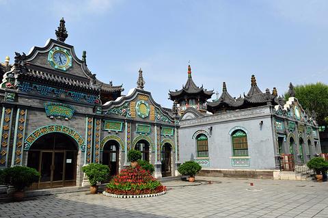 清真大寺的图片