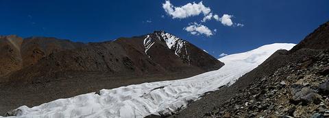 七一冰川旅游景点攻略图