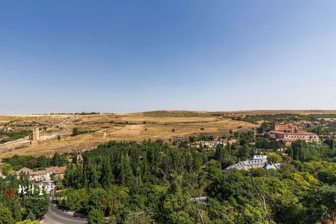 塞戈维亚古城旅游景点攻略图