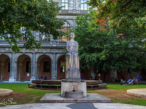 维也纳大学旅游景点图片
