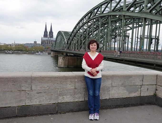 霍亨索伦桥图片