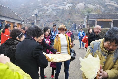 老蒙山全羊汤馆旅游景点攻略图
