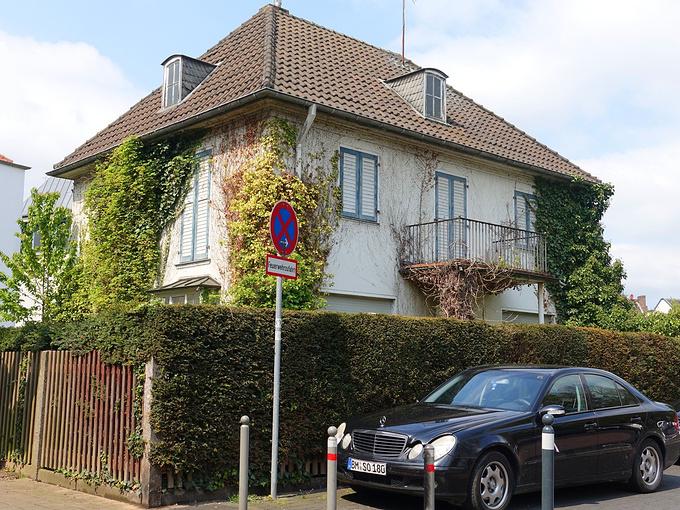 小镇风光 Scenery in Brühl图片