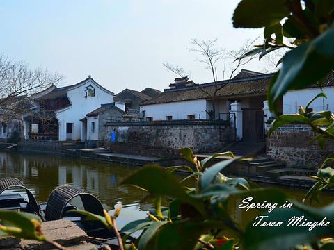 鸣鹤古镇旅游景点图片