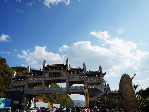 樱花谷风景区旅游景点图片