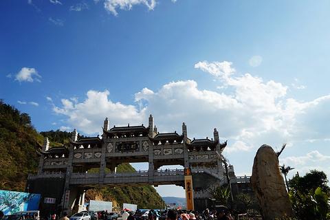 樱花谷风景区旅游景点攻略图