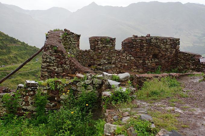 圣谷要塞——Pisac图片