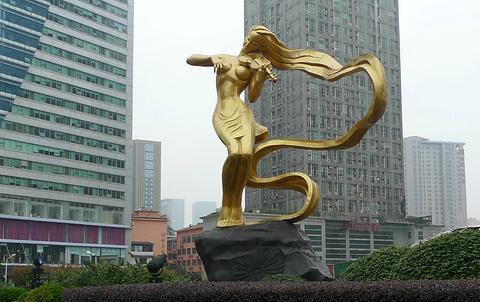 芙蓉广场旅游景点攻略图