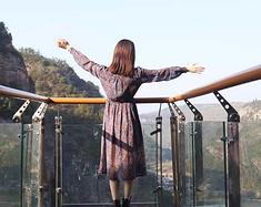 找一个有阳光的周末穿越新昌十九峰