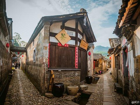 培田古民居旅游景点图片