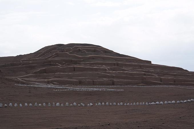 Cahuachi遗址图片