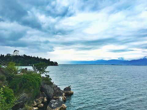 玉玑岛旅游景点图片