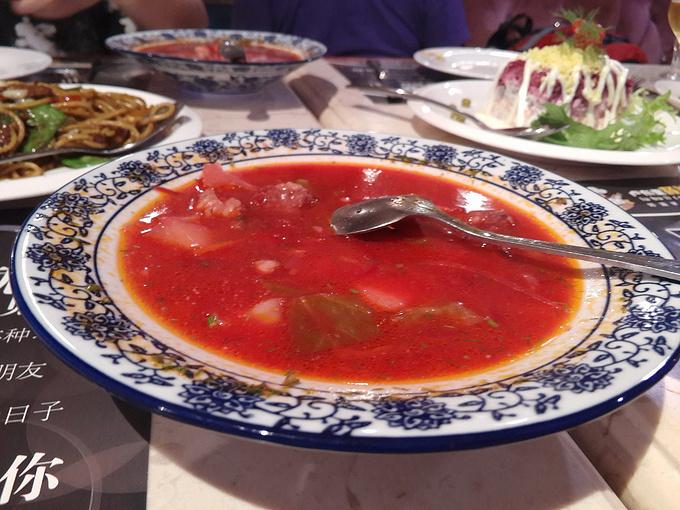 卢布里西餐厅图片