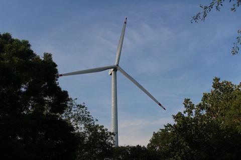 南丫岛发电厂
