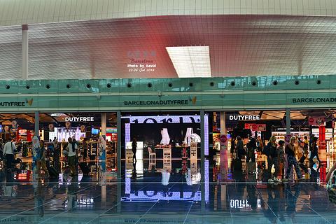 巴塞罗那国际机场旅游景点攻略图