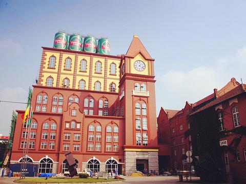 青岛啤酒博物馆旅游景点图片