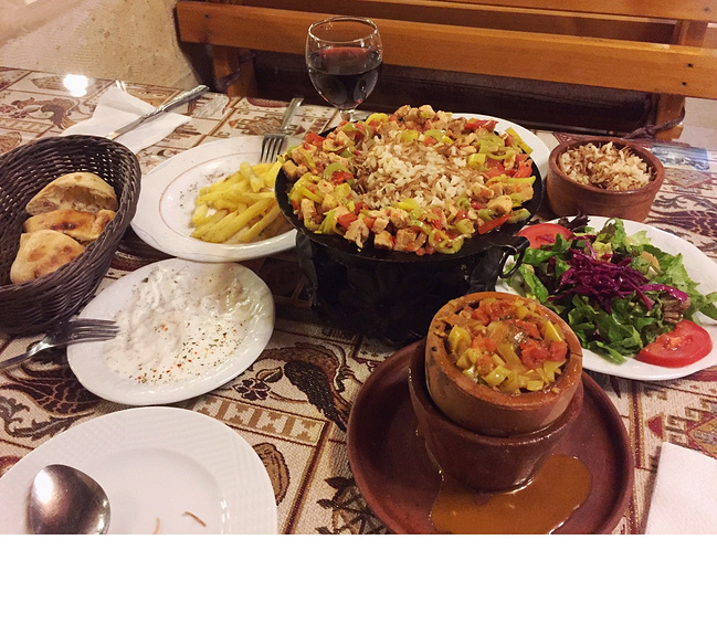 Cappadocian Cuisine图片