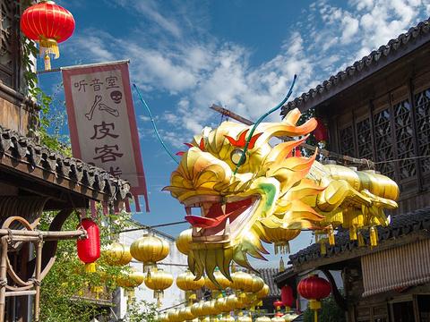杭州宋城景区旅游景点图片