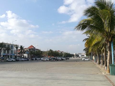 中国第一滩旅游度假区旅游景点图片