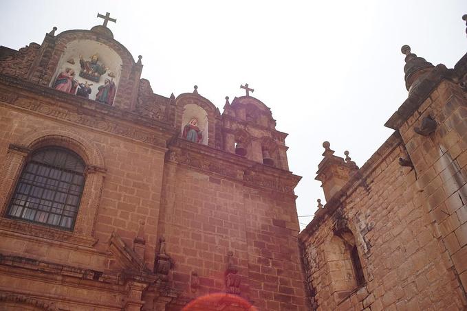 库斯科耶稣会教堂图片