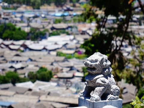狮子山旅游景点图片