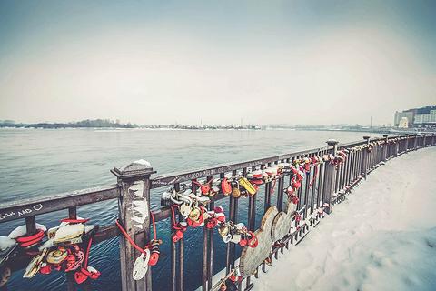 伊尔库茨克爱情桥