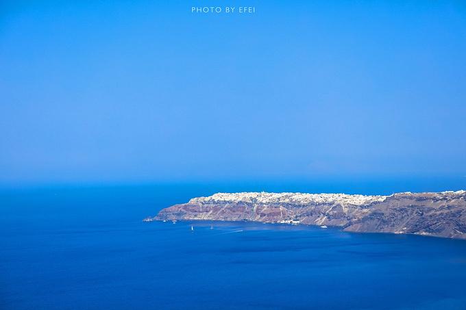 圣托里尼岛图片