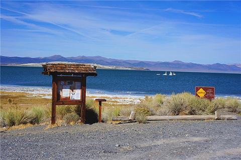Mono Lake旅游景点攻略图