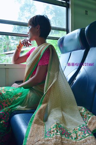 """""""今日景点:茶园,高山火车今日费用:茶叶(自喝)4000卢比,采茶女600卢比,火车票120卢比_茶园火车""""的评论图片"""