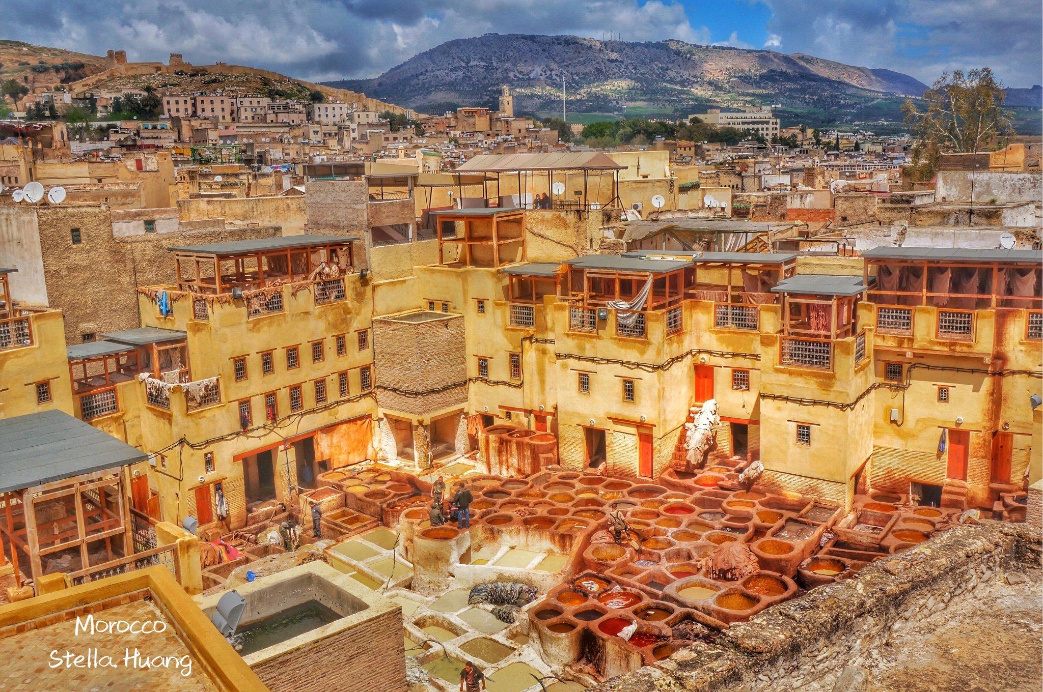 摩洛哥经典8日游