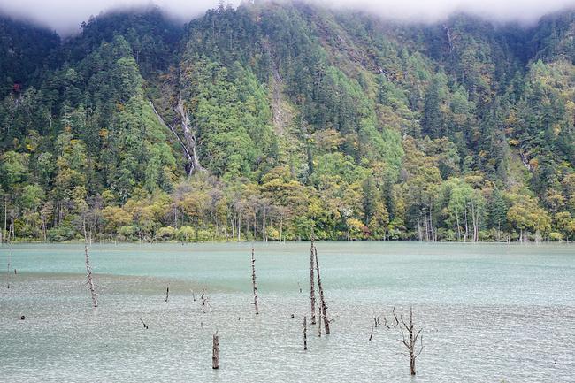 巴王海图片