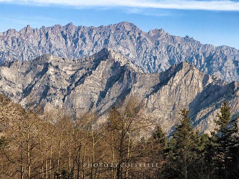 贺兰山国家森林公园旅游景点图片