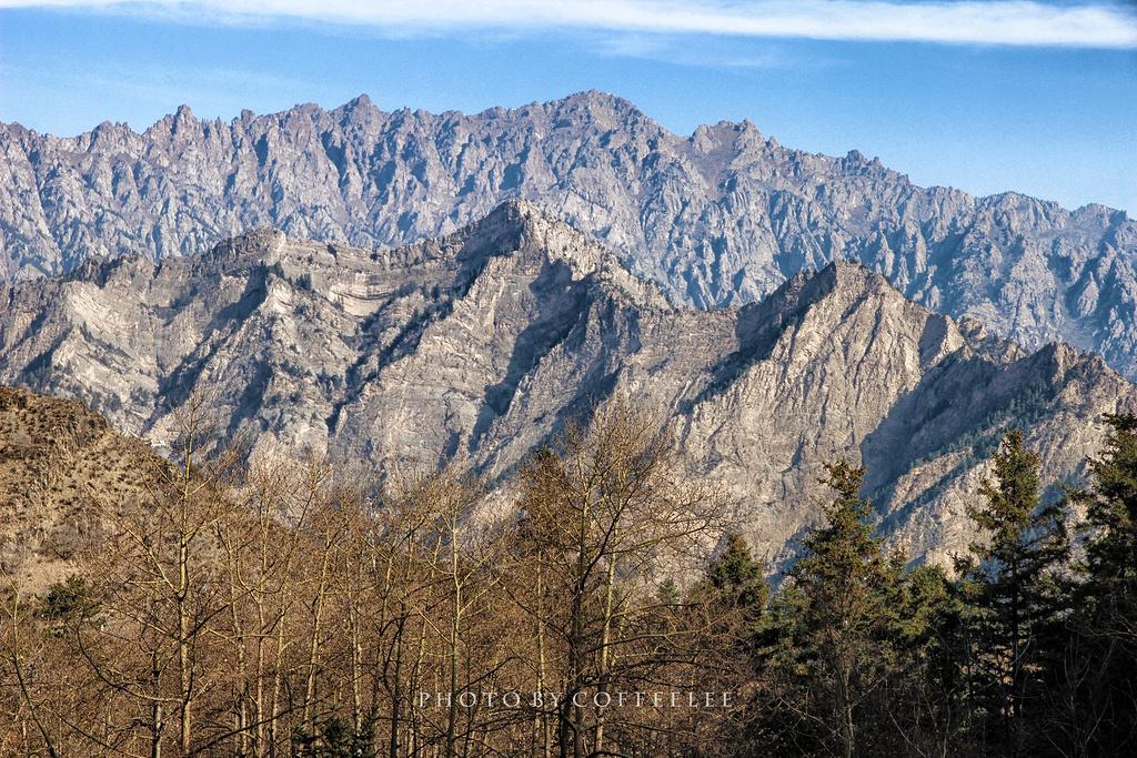 贺兰山国家森林公园
